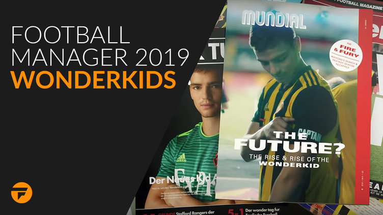 Football Manager 2019 wonderkids - Which players to buy | Fanatical