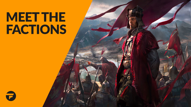 Total War Three Kingdoms - Meet the 12 factions battling for