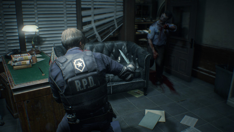 Resident Evil 2 Remake 'top rated PC game of 2019' | Fanatical