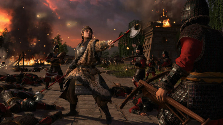 Total War: Three Kingdoms Eight Princes - Meet the new
