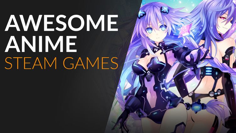 Awesome Anime Steam Games On The Fanatical Store