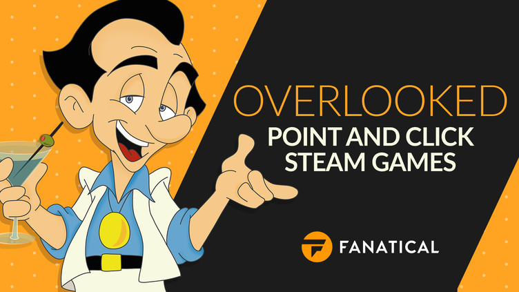 Overlooked point and click Steam games you need to play