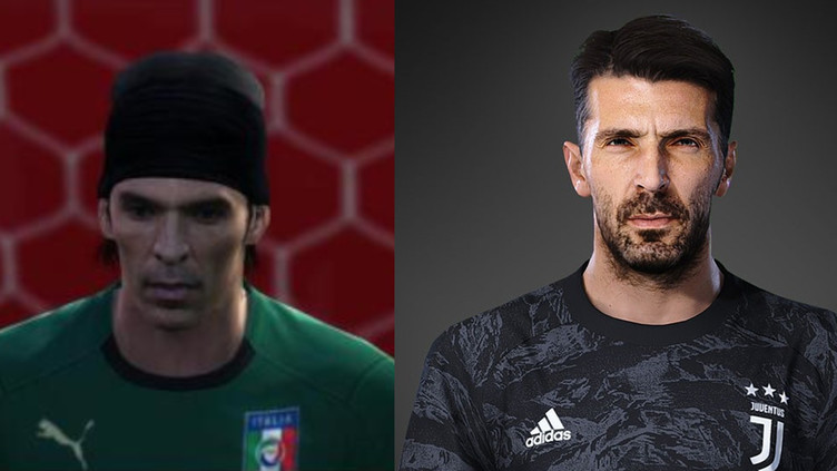 eFootball PES 2020 - How the game graphics have changed in
