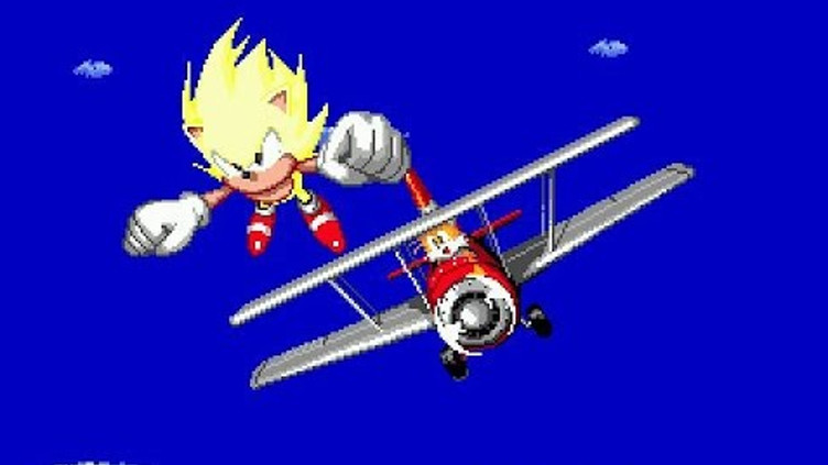 How to get Super Sonic - The classic Sonic the Hedgehog 2 cheat