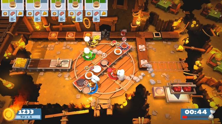 Overcooked 2 New Recipes What S Being Served Fanatical