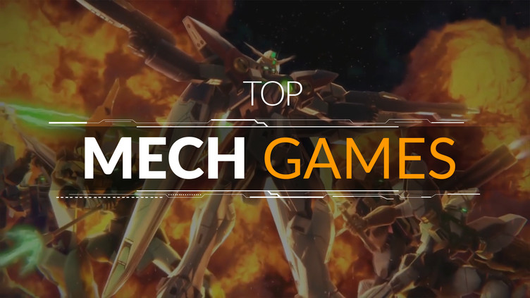 Fanatical's pick of the top Mech games | Fanatical