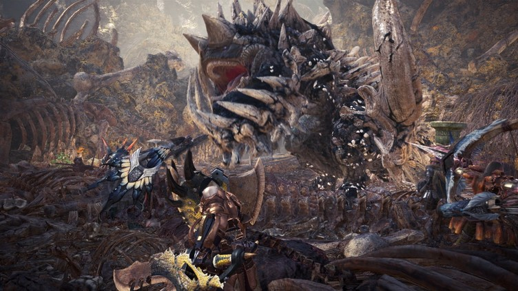 Monster Hunter: World - Easy guide to fighting monsters