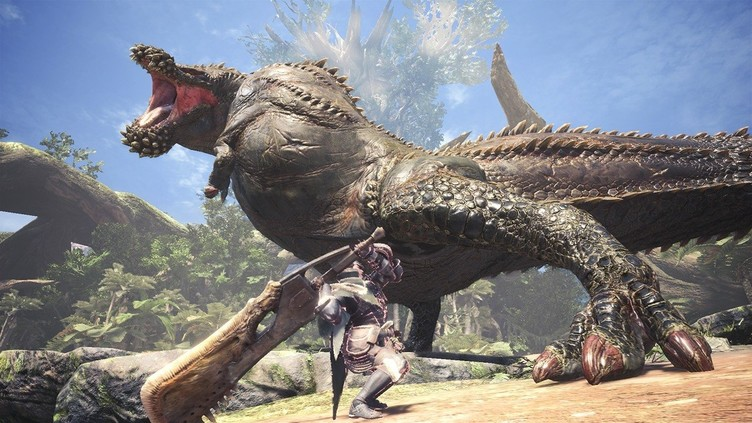 Godzilla In Monster Hunter World Capcom Devs Reveal Their Ideal