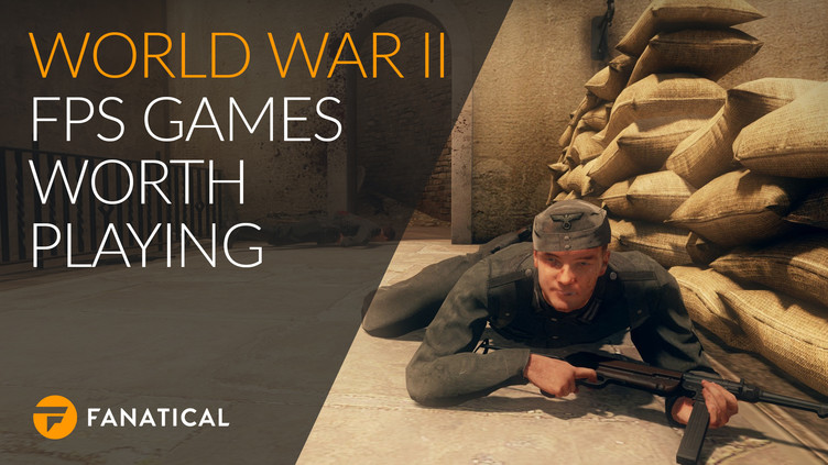 World War 2 FPS Steam games - Our top picks | Fanatical