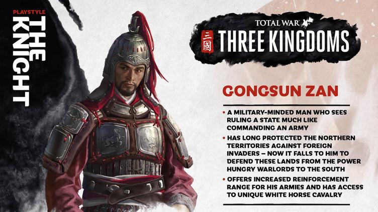 Total War Three Kingdoms - Meet the 12 factions battling for
