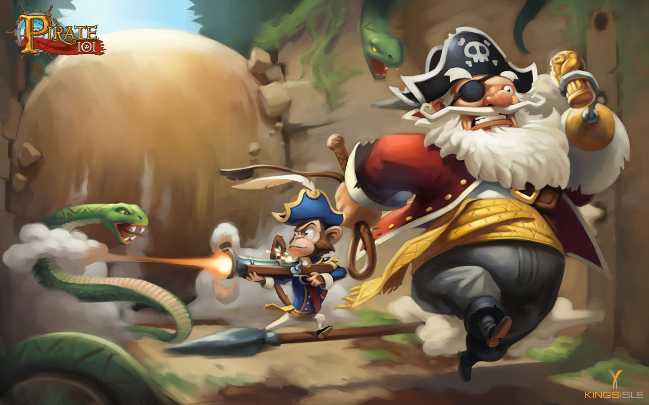 Top pirate games on Steam PC – The ones to treasure   Fanatical