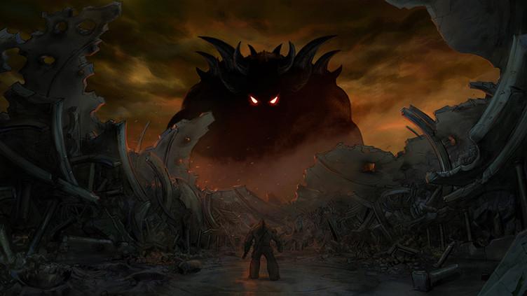 Hellbound is 'superior' to Doorway series say indie dev