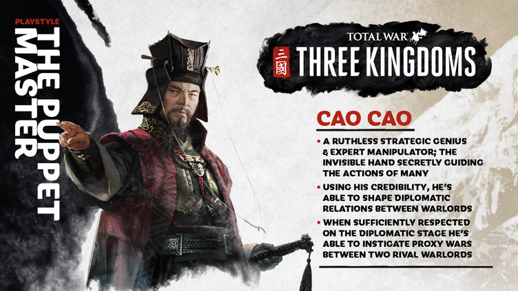 Total War Three Kingdoms - Meet the 12 factions battling for ancient