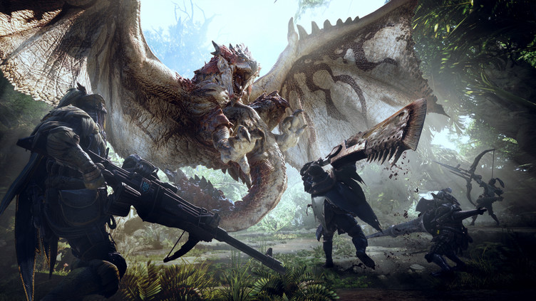 Why The Time Is Right For Monster Hunter World On Steam Pc Fanatical