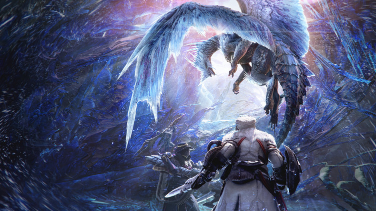 Monster Hunter: World - Iceborne: New large monsters confirmed so