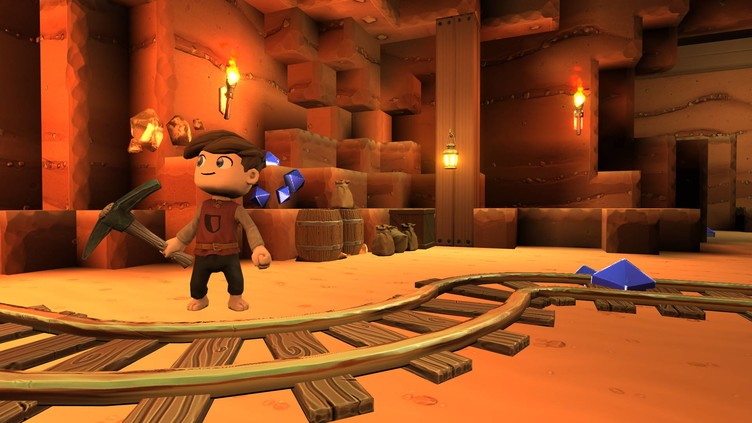 Portal Knights gets new DLC expansion - Elves, Rogues and